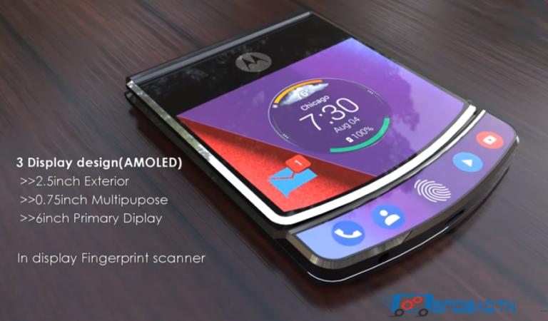 Smartphone Motorola RAZR 2020, le meilleur tél à écran pliable ?